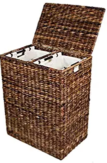 Abaca Laundry Basket