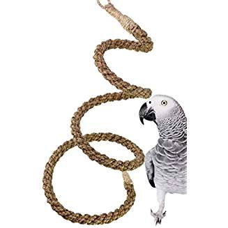 Abaca Bird Toy