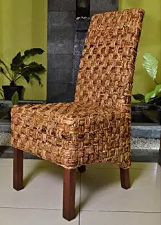 Abaca Woven Chair