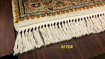 Fringe after Repair