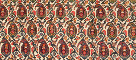 All Over Boteh Pattern Example