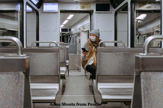 Deserted Train Station