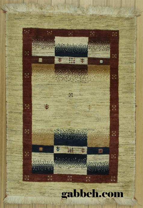 Amalehbaft Persian Gabbeh Rug