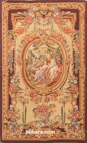 Antique Aubusson Tapestry
