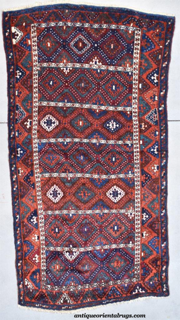 Antique Yoruk Oriental Rug