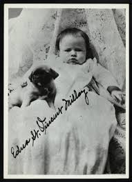 Edna St. Vincent Millay-Baby Picture