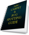 ABC Carpet & Rug Spotting Guide
