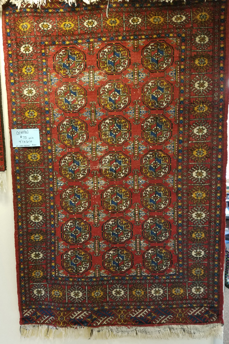 Bokhara Oriental Rug for Sale