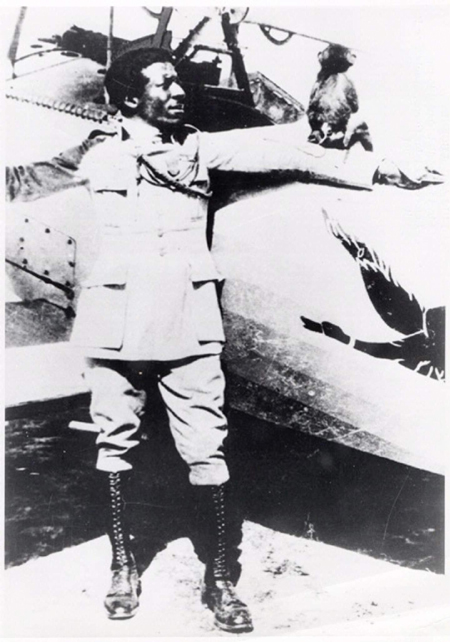 Eugene Jacques Bullard-Fighter Pilot and Jimmy
