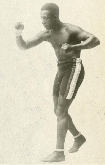 Eugene Jacques Bullard-Boxer