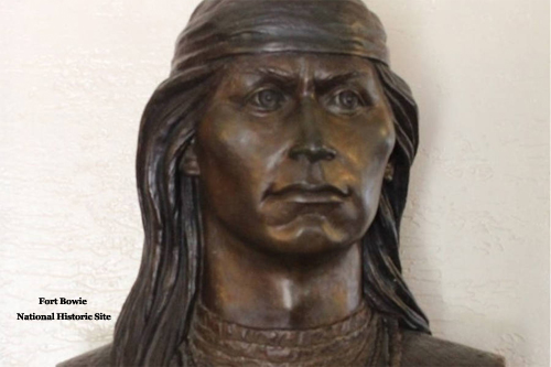 Bust of Cochise