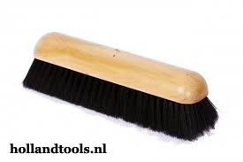Coir Bristle Brush