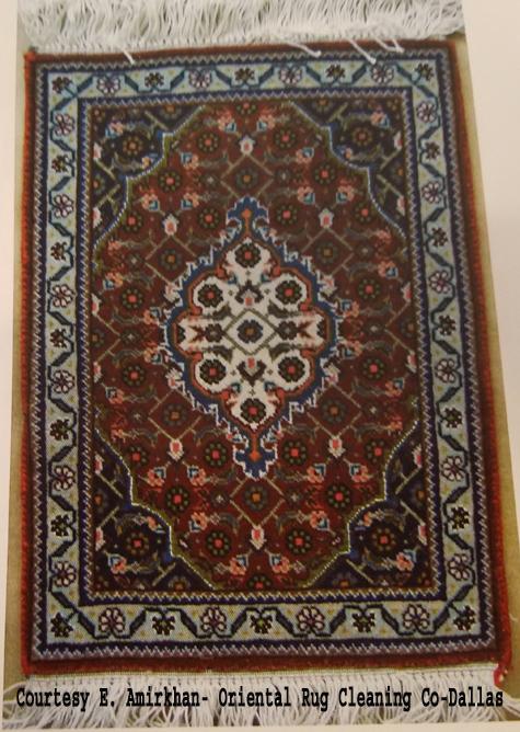 Contemporary Tabriz Oriental Rug-Herati Design