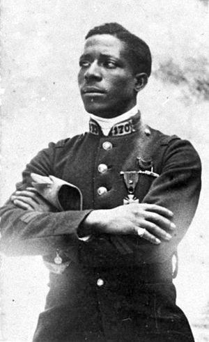 Corporal Eugene Jaques Bullard
