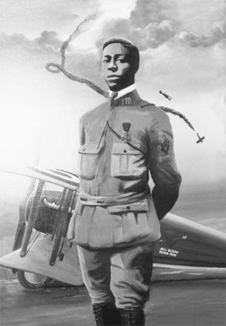 Corporal Eugene Jacques Bullard