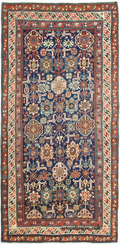 Derbend Oriental Rug - Last Qtr 19th Century