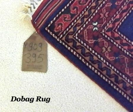 Dobag Rugs For Sale Lufting Mellom Isolasjon Og Undertak