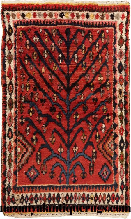 Early 20th Century Persian Gabbeh