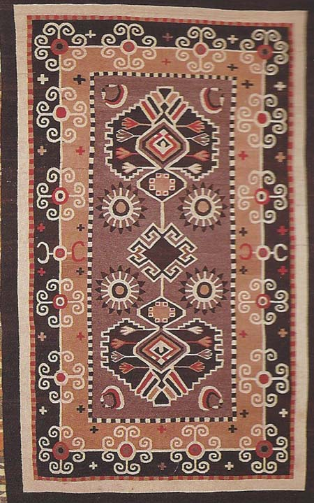 Early Crystal Rug