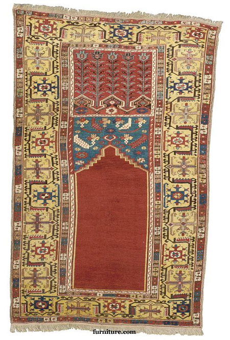 Revival Of A Fading Handloom Tradition The Khun: Ladik Oriental Rugs