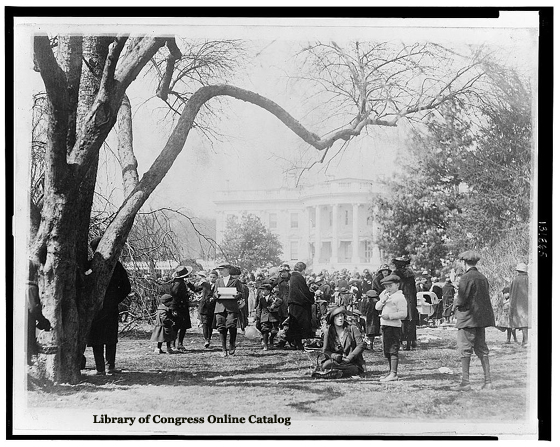 White House Easter Egg Roll - 1923