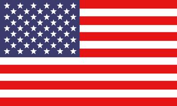Current US Flag