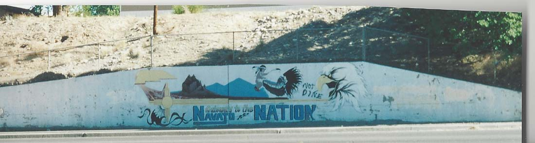 Gateway to Navajo Nation