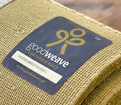 Goodweave Label
