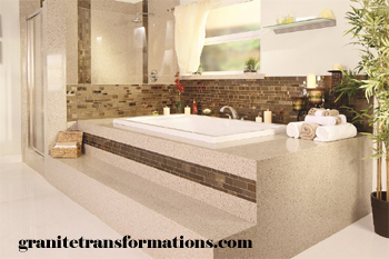 Granite in Bathroom