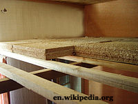 Hemp Acoustical Ceiling Insulation