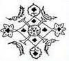 Herati Design Element