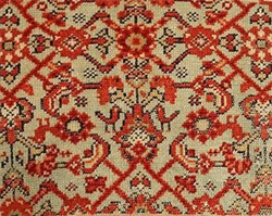 Herati Design in Senneh Rug