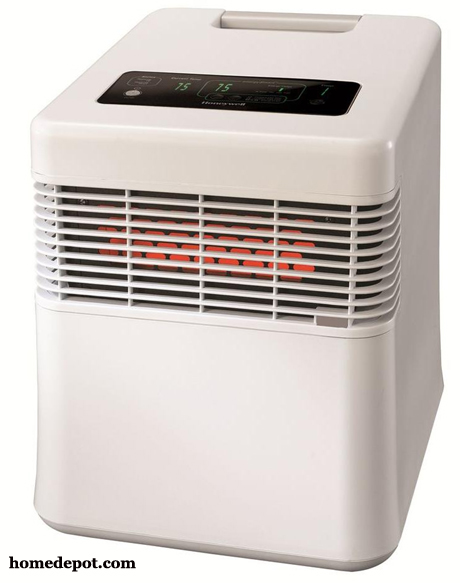 Infrared Convection Portable Heater