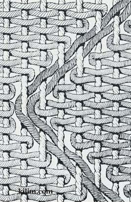 Interlaced Slitweave ConstructION