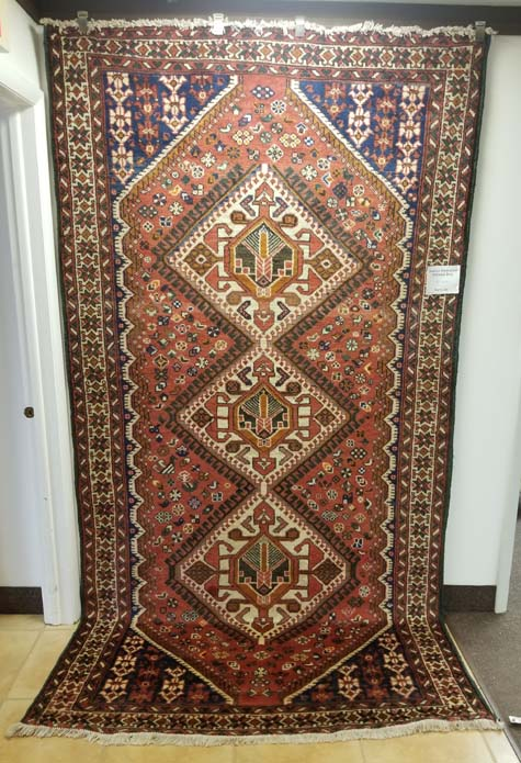 Iranian Hamadan Oriental Rug for Sale
