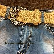 Jute Belt
