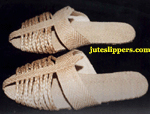Jute Fancy Slippers