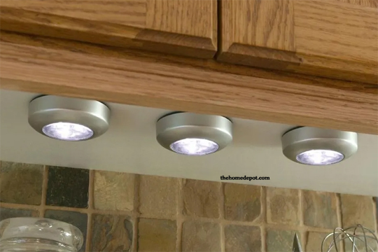 LED Lights Under Kitchen Cabinets