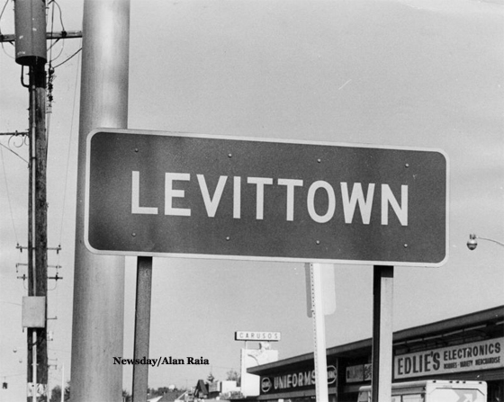 Levittown Sign 1974