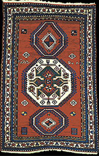 Antique Lori Pambak Rug