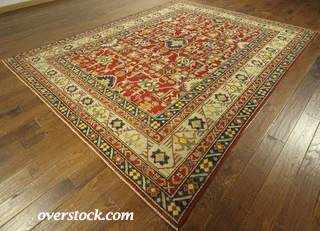 Many Bordered Rug