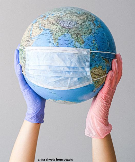 Mask the World