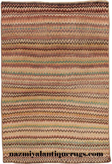 Mid 20th Century Persian Gabbeh Rug