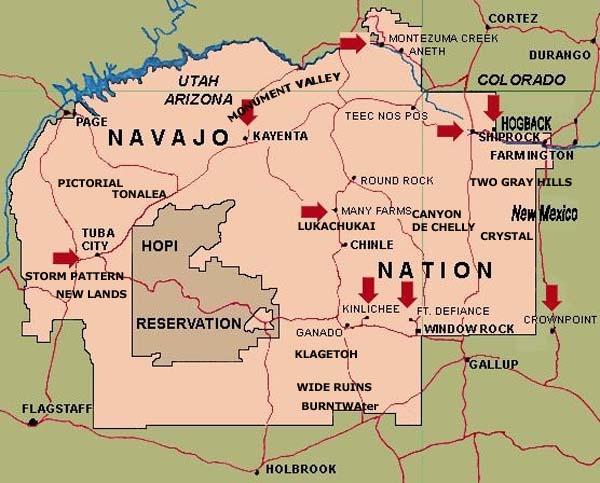 Navajo Rug Id