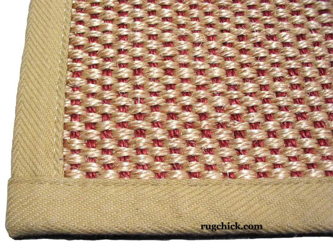 New Sisal Rug Shedding Fibers