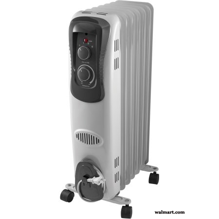 Oil-filled Radiant Electric Heater