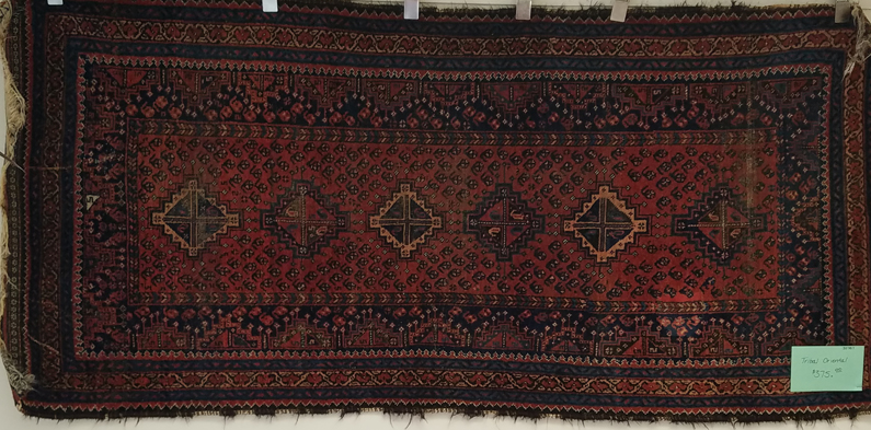 Old Oriental Rug for Sale