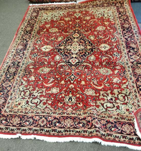 Meshed Oriental Rug for Sale