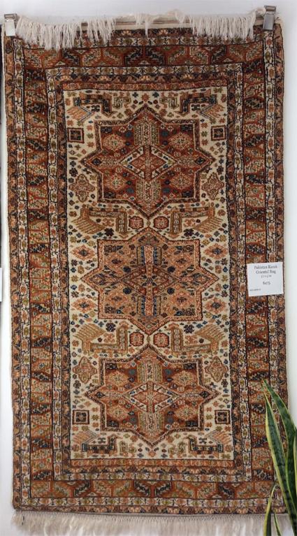 akistan Kazak Oriental Rug for Sale