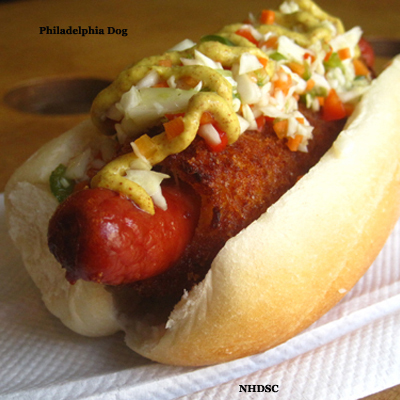 Philadelphia Hot Dog